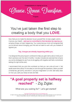Flyer Design for Krystal Sayer
