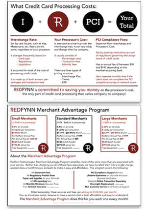 Flyer Design for RedFynn