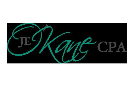 Logo for JE O'Kane CPA