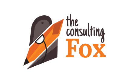 Logo for The Consulting Fox