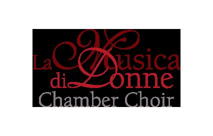 Logo for La Musica di Donne Chamber Choir